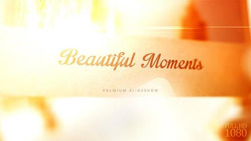 Videohive - Beautiful Moments