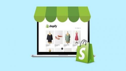 Udemy - How to Create An E-commerce Shopify Store in 2020