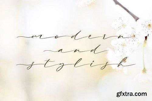 CM - Gladis - Modern Calligraphy 4435815
