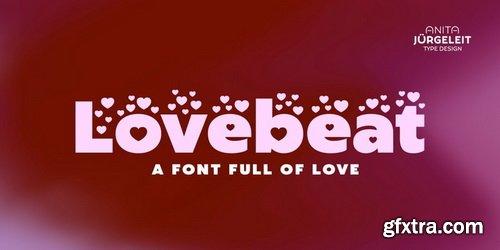 Lovebeat Font
