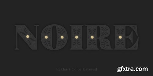 Eckhart Font Family