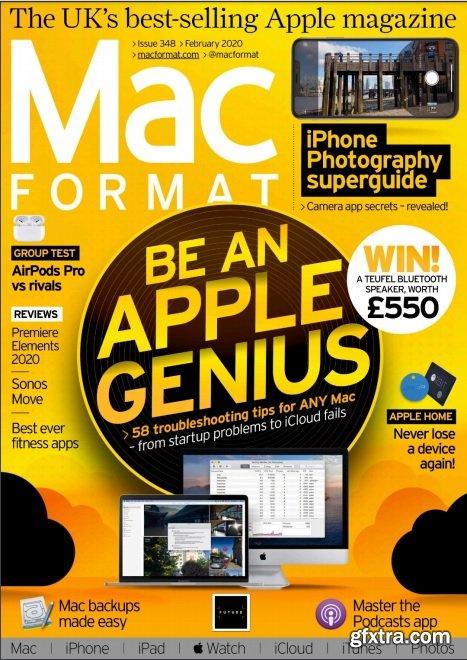 MacFormat UK - Issue 348, February 2020