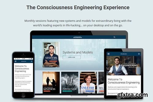 MindValley - Vishen Lakhiani - Consciousness Engineering