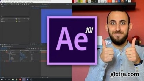 Adobe After Effects 101 | Professional motion graphics with easing and accelerations
