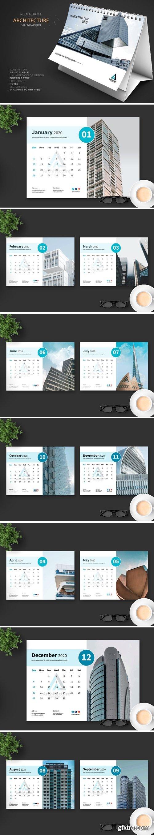 Architect Calendar Pro