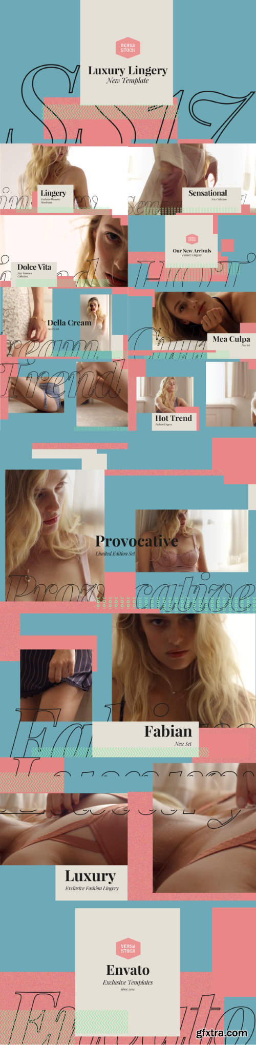 Videohive Fashion Collection | Opener 20359761