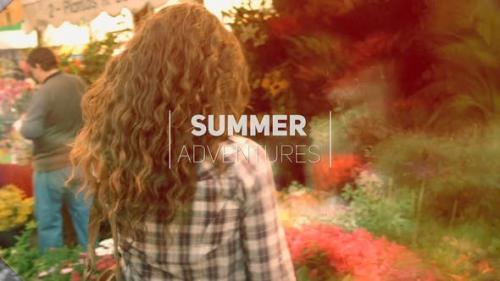 Videohive - Summer Adventure