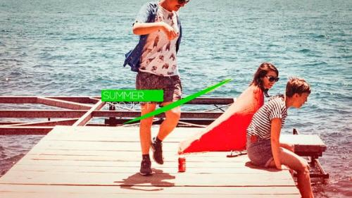 Videohive - Summer Moments