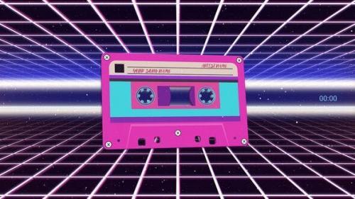 Videohive - Cassette Audio Visualizer Pack