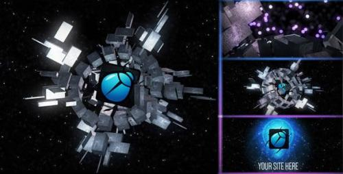 Videohive - Cubic Planet
