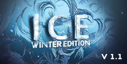 Videohive - Ice - Winter Edition