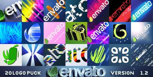 Videohive - 21 Quick Logo Reveal Pack v1.3