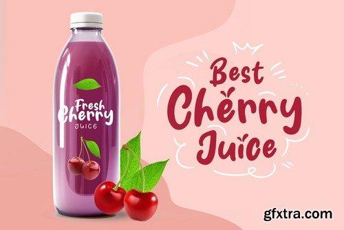 Fresh Cherry Font