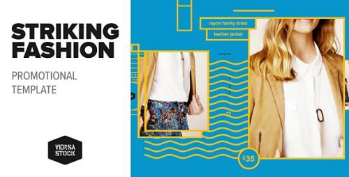 Videohive - Striking Fashion | Promo