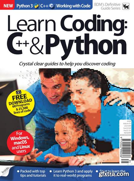 Learn Coding: C++ & Python - Vol 35, 2019 (HQ PDF)