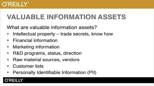 Oreilly - CISSP Certification Training: Domain 1 - 9781771373753