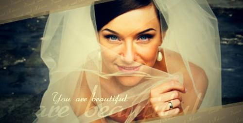 Videohive - Wedding slideshow
