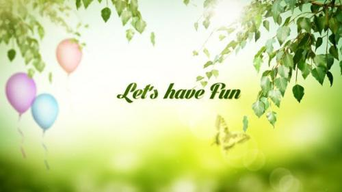 Videohive - Lets Have Fun