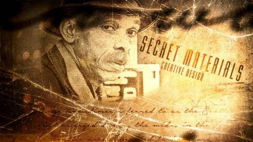 Videohive - Secret Materials