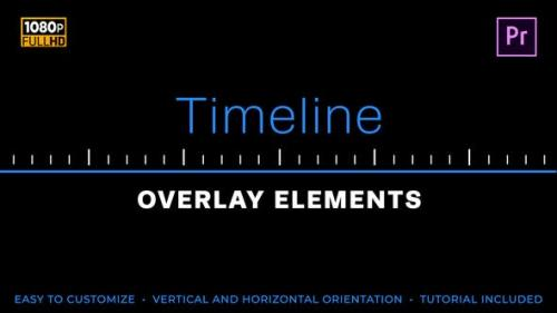 Videohive - Easy Timeline Elements | MOGRT for Premiere Pro