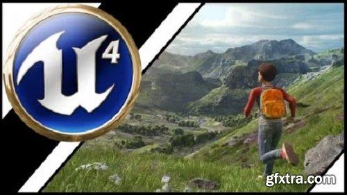 Unreal Engine 4 - Level Design with Landscapes