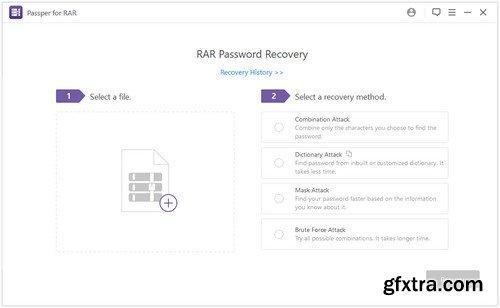Passper for RAR 3.2.0.3 Multilingual
