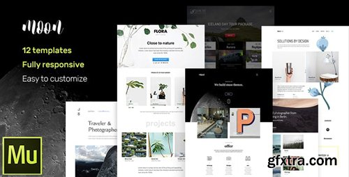 ThemeForest - moon - Responsive Portfolio Adobe Muse Templates (Update: 15 May 18) - 17070183