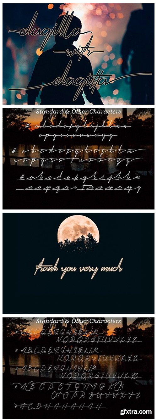 Arianthy Font