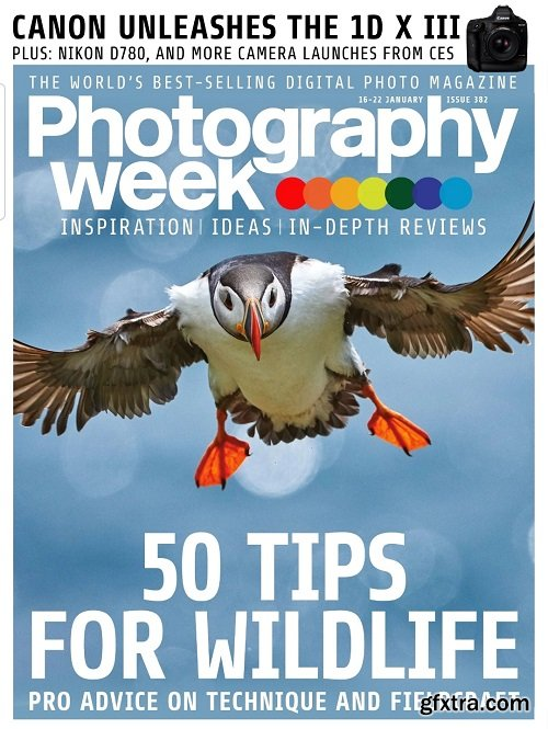 Photography Week - 16 January 2020
