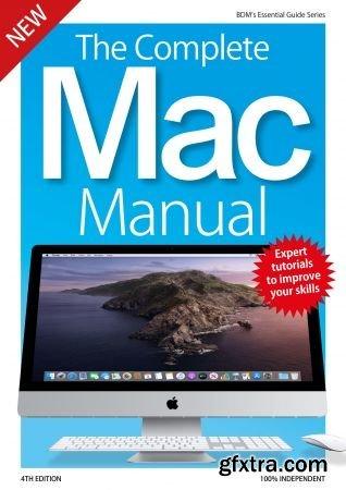 The Complete Mac Manual - 4th Edition 2019 (HQ PDF)