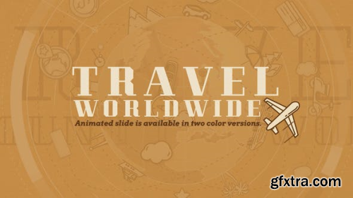 Videohive Travel Worldwide 24762924