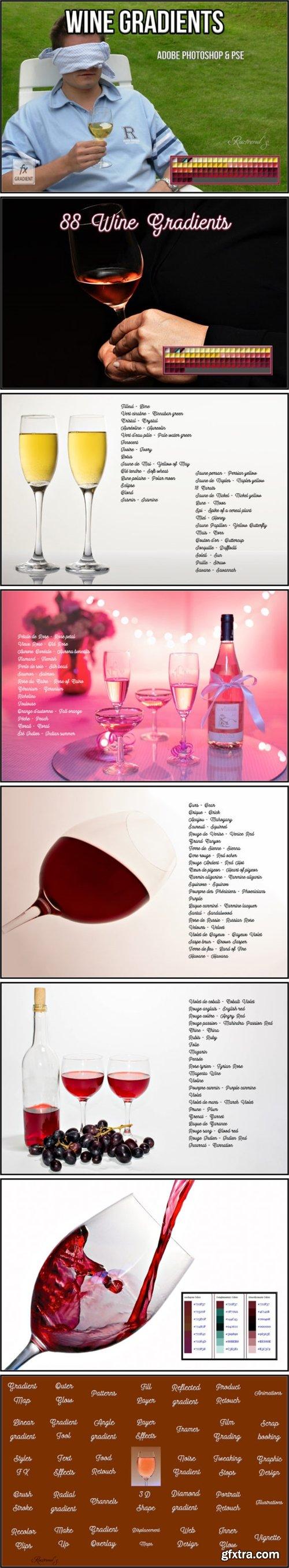 CM - Wine Gradients 4236407
