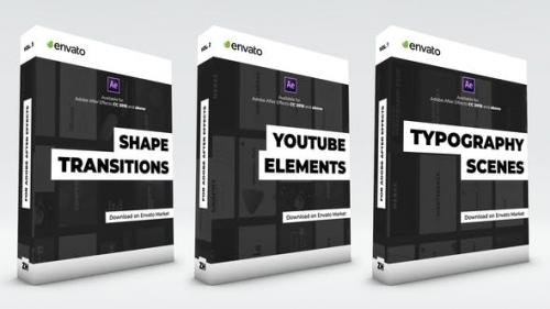 Videohive - Motion Graphics Pack