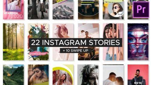 Videohive - Fresh Instagram Stories