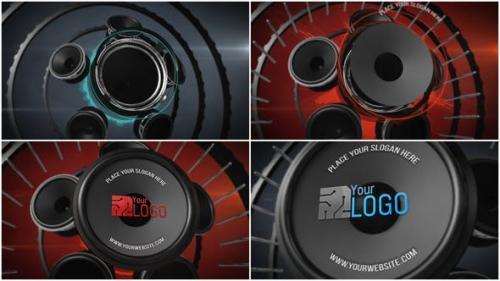 Videohive - Sound Logo