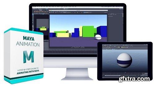 Maya Animation For Beginners - Mastering The Fundamental of Animation in Maya