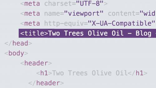 Crafting Meaningful HTML