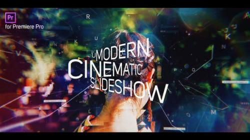 Videohive - Modern Cinematic Slideshow for Premiere Pro