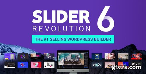 CodeCanyon - Slider Revolution v6.1.7 - Responsive WordPress Plugin - 2751380 - NULLED
