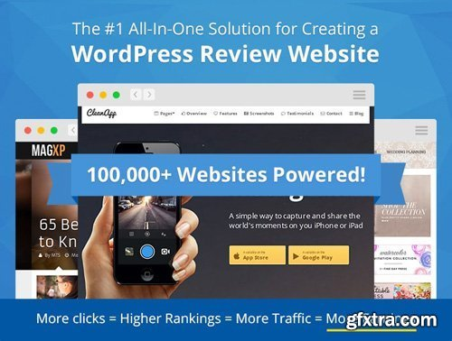 MyThemeShop - WP Review Pro v3.4.5 - WordPress Plugin