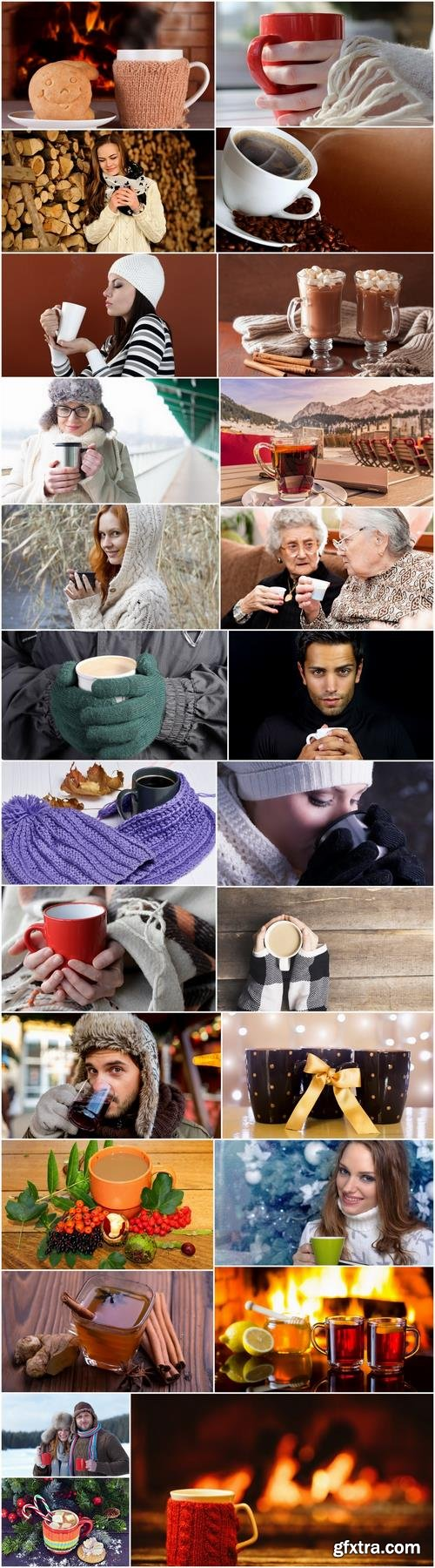 Warm drink tea boiling coffee 25 HQ Jpeg