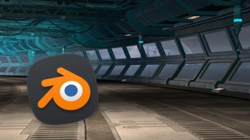 Udemy - 3D Modeling in Blender: Create 3D game assets with Blender