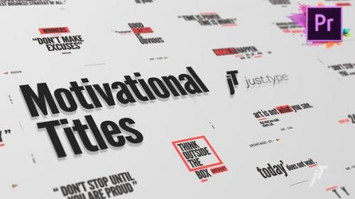 Videohive - Just Type