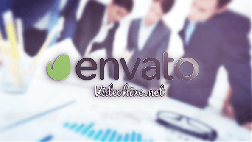 Videohive - Simple Logo Photo Reveal