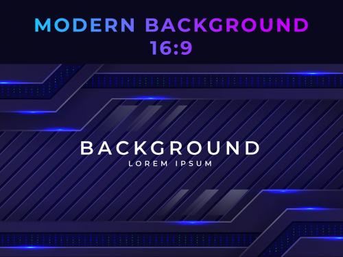 Modern abstract technology background - modern-abstract-technology-background