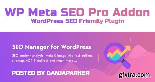 WP Meta SEO Pro Addon v1.4.1 - WordPress SEO Friendly Plugin - JoomUnited