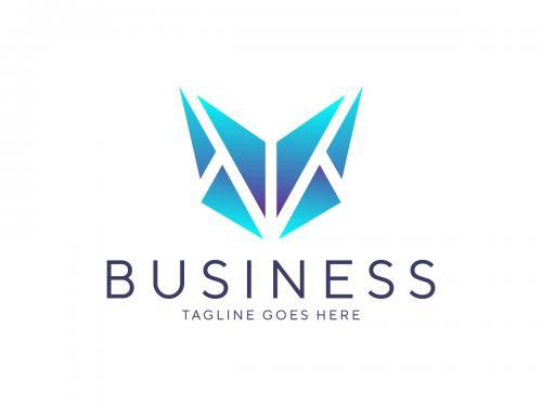 Modern business logo design vector template - modern-business-logo-design-vector-template