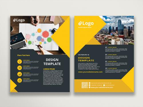Modern Corporate Business Flyer - modern-corporate-business-flyer