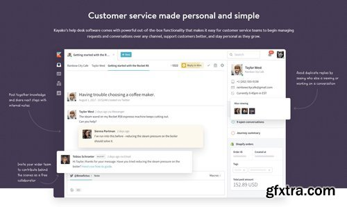 Kayako Fusion Helpdesk 4.93.03 - NULLED