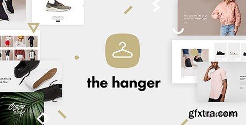 ThemeForest - The Hanger v1.6.0 - Versatile eCommerce Wordpress Theme for WooCommerce - 21753302